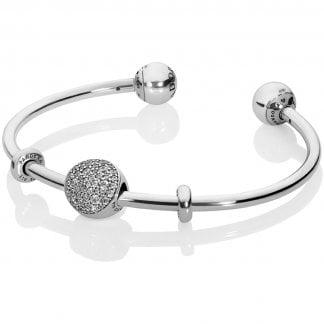 573b2d480 Pandora Bangles - Official UK Stockist | Francis & Gaye Jewellers