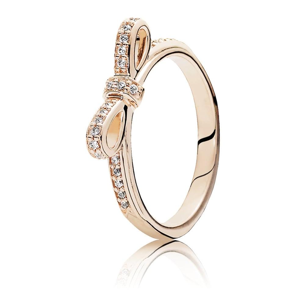 d4c3efc65691b Pandora Rose Bow Ring