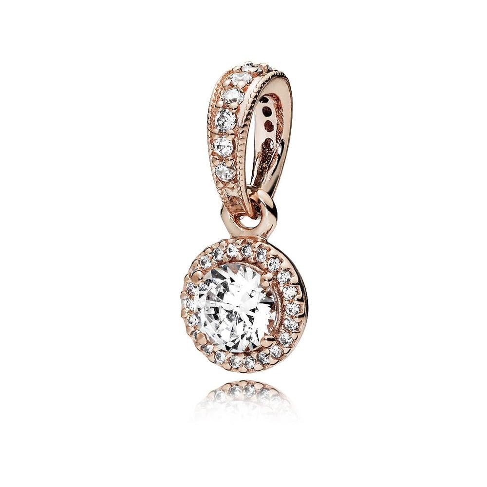 adf214bca Pandora Rose Classic Elegance Pendant - Jewellery from Francis ...