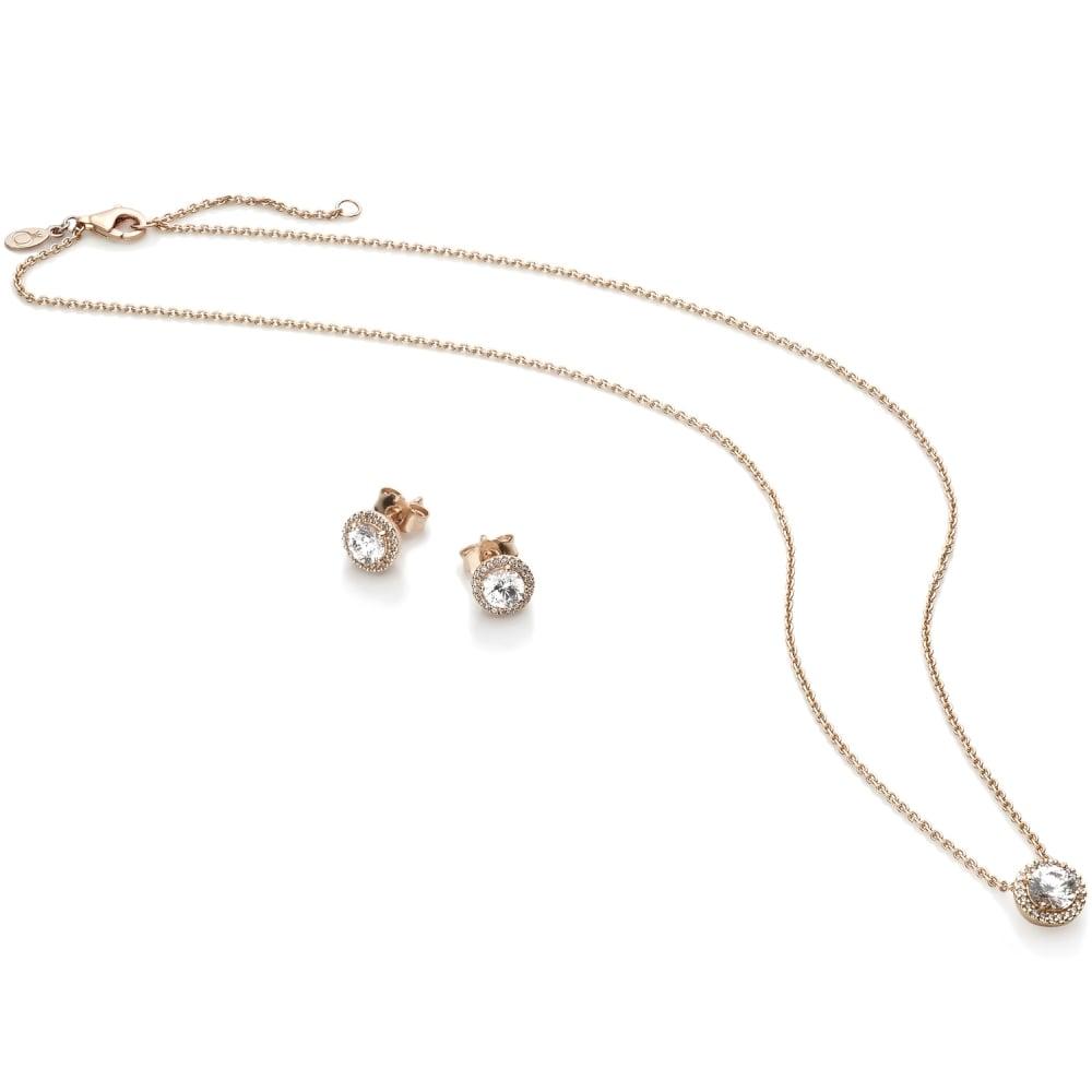 508829f52 Pandora Rose Timeless Elegance Gift Set - Jewellery from Francis ...