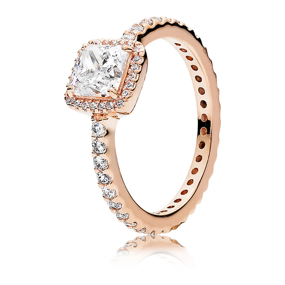 3d494edd7 Pandora Rose Timeless Elegance Ring - Jewellery from Francis & Gaye ...