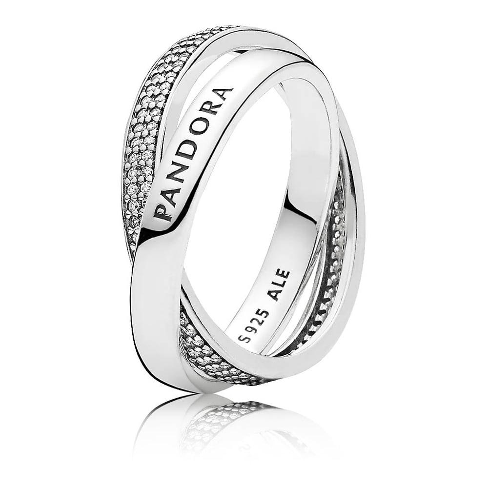 Pandora Shimmering Promise Ring