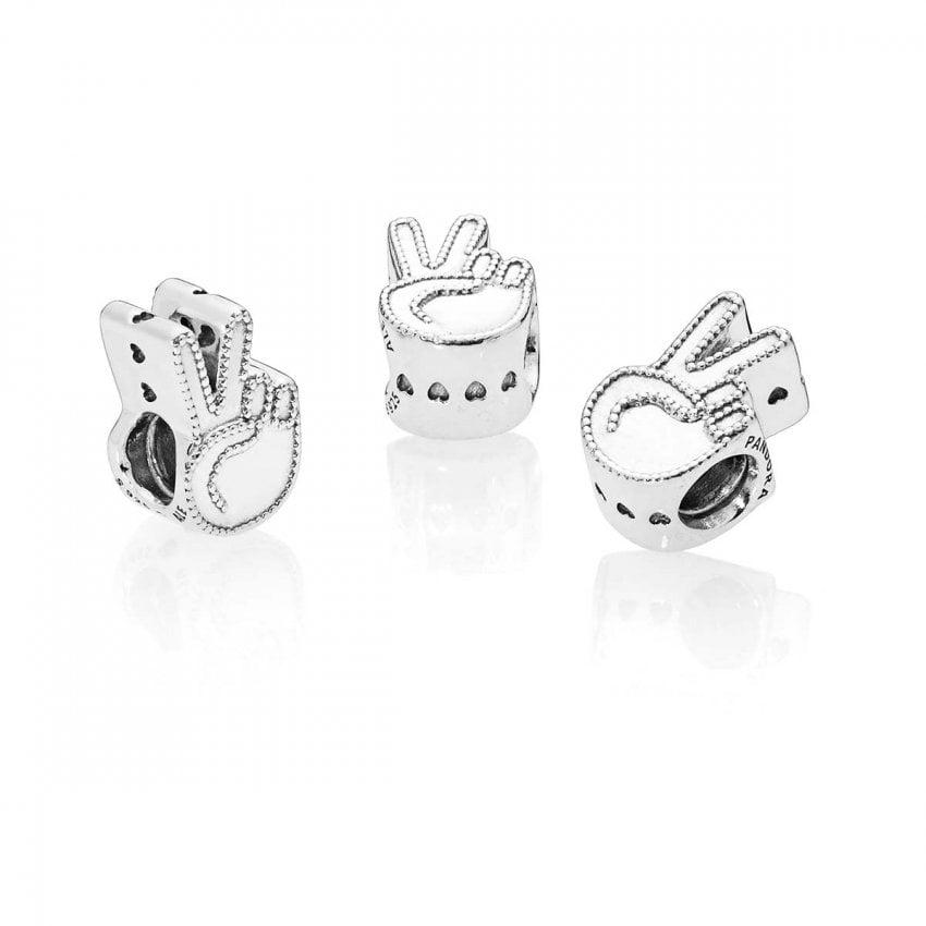 Pandora Symbol Of Peace Charm Jewellery From Francis Gaye