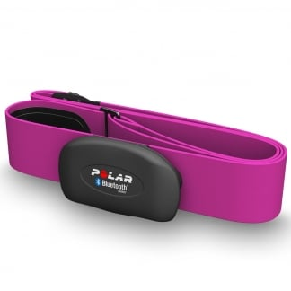 Pink H7 Bluetooth® Heart Rate Sensor Set M-XXL