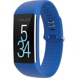 Blue A360 Fitness Tracker (Wrist-Based Heart Rate)