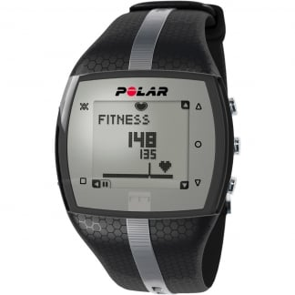 FT7M Black/Silver Fitness & Cross Training Watch