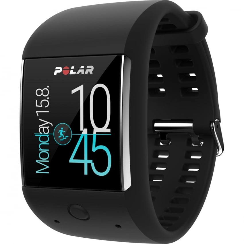 Polar M600 Black Android Wear™ Smart Watch 90061185