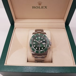 Gent's Submariner 'Hulk' Oyster Perpetual Date 116610 LV (2014)