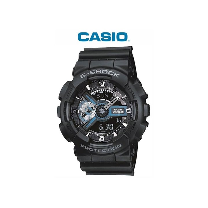 Win This Men's Casio GA-110-1BER G-Shock Watch - RRP £115.00