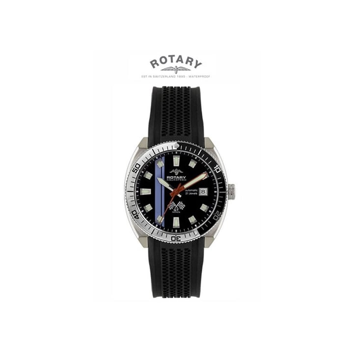 Win This Men's Rotary Aquaspeed Watch - RRP £395.00