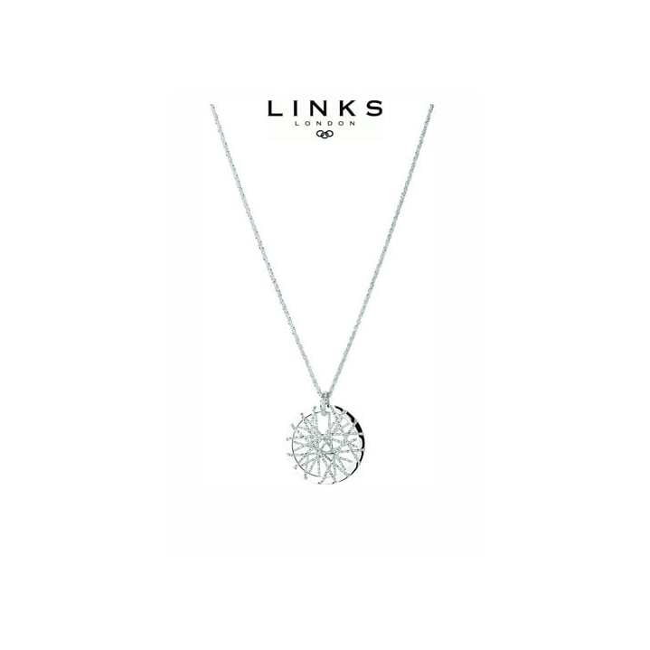 Win This Ladies Silver Necklace - RRP £75.00
