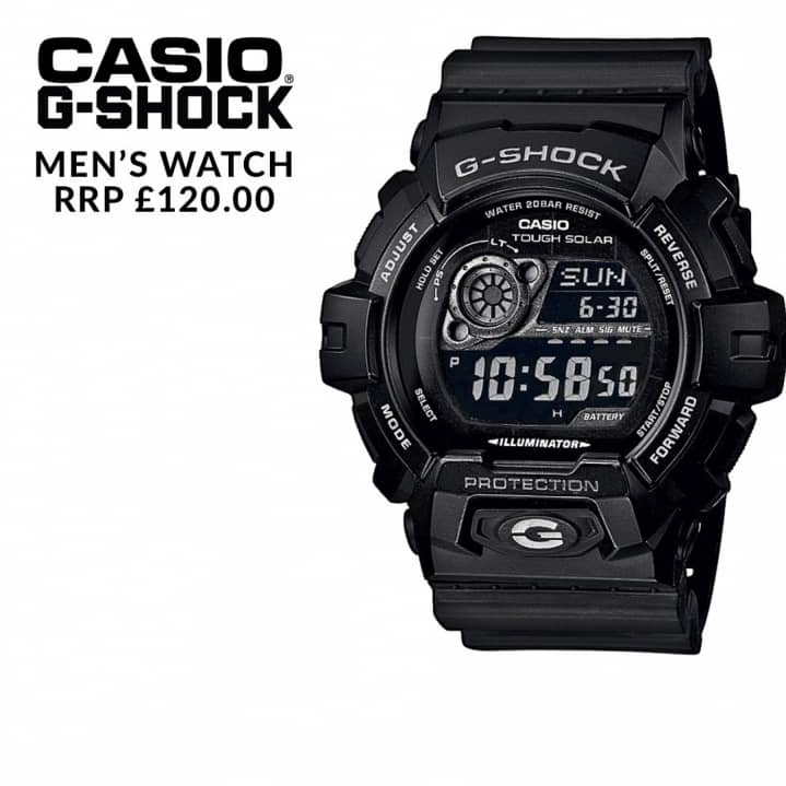 Prize - Men's Casio G-Shock Watch - GR-8900A-1ER - RRP £120.00