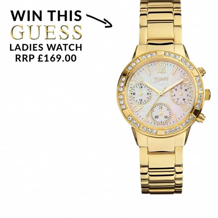 Prize - Ladies Guess Watch - W0546L2 - RRP £169.00