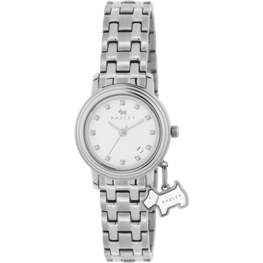 Radley Ladies 'Darlington' Silver Tone Bracelet Watch RY4177