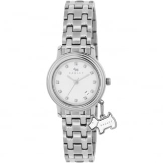 Ladies 'Darlington' Silver Tone Bracelet Watch RY4177
