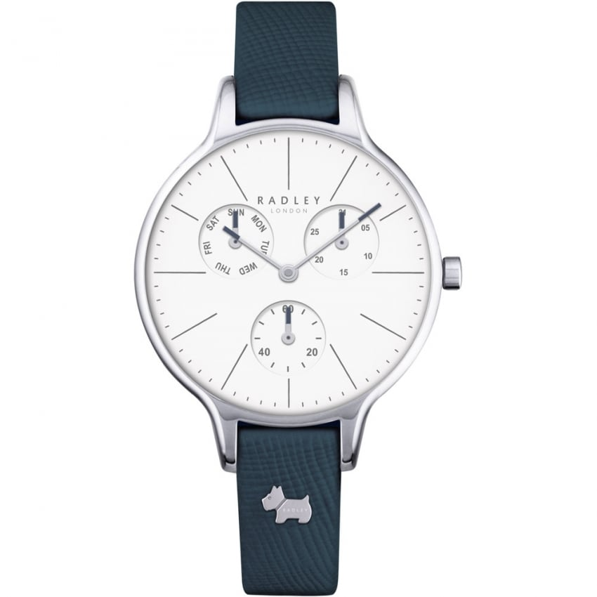 Radley Ladies Multifunction Grey Strap 'Soho' Watch RY2389