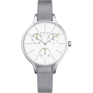 Ladies 'Soho' Silver Mesh Watch RY4247