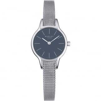 Ladies 'Millbank' Steel Mesh Bracelet Watch RY4249