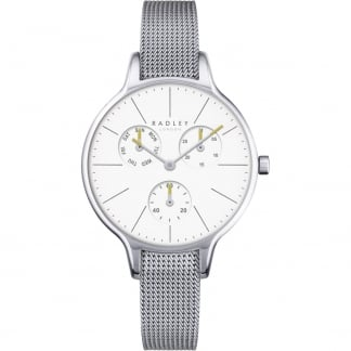 Ladies 'Soho' Silver Mesh Watch RY4247