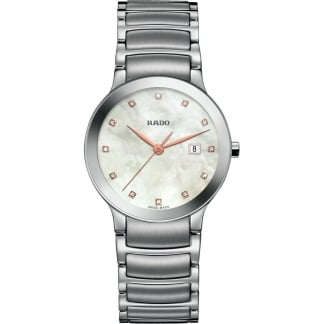 Ladies Centrix Jubilé Automatic Watch With MoP Dial