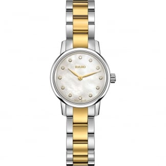 Ladies Coupole Classic XS Diamond Bi-Colour Watch