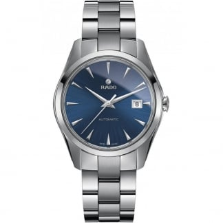Men's HyperChrome Ceramos Blue Dial Automatic Watch