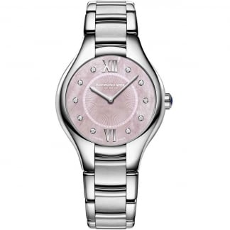 Ladies Noemia Diamond Pink MoP Quartz Watch