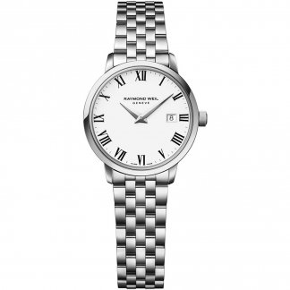 Ladies Toccata 29mm Steel Bracelet Watch