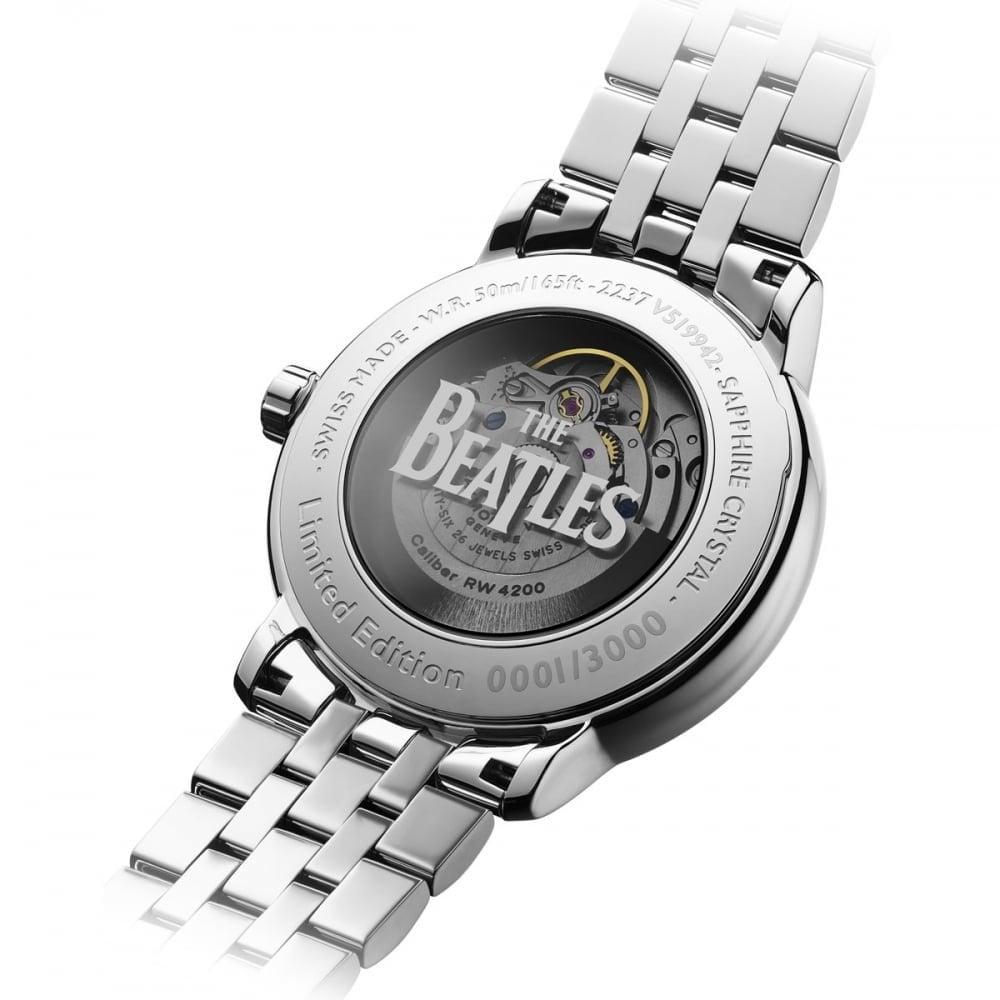 Raymond Weil Men's Beatles 'Abbey Road' 2017 Limited Edition Maestro Watch