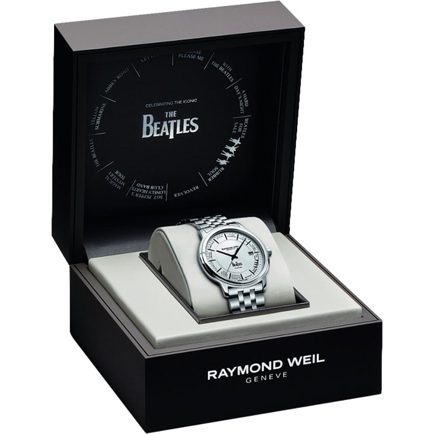 Raymond Weil Men's Beatles Limited Edition Maestro Watch 2237-ST-BEAT1