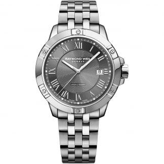 Men's Tango Grey Dial Quartz Watch