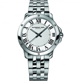 Men's Tango Classic Stainless Steel Watch 5591-ST-00300