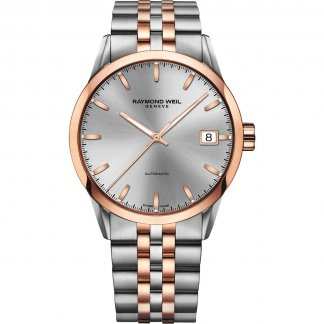 Men's Freelancer Two Tone Automatic Watch