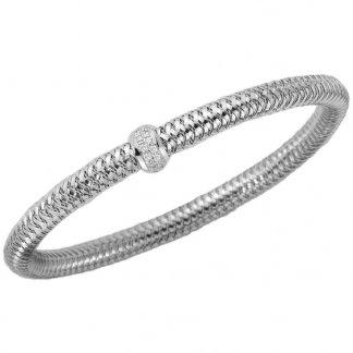 Mini Primavera Diamond Stretch Bracelet ADR555BA2116W