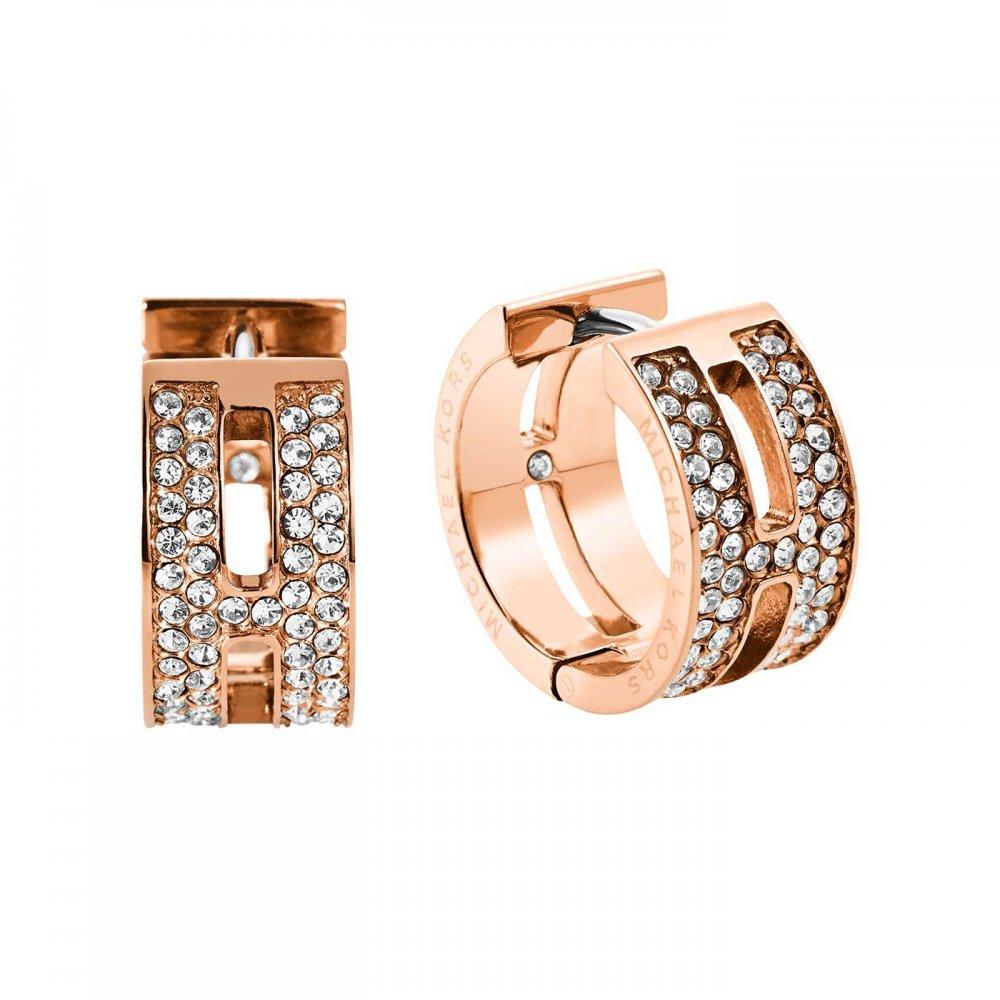 b29c70b5abfe Michael Kors Rose Gold Maritime Stud Earrings Product Code  MKJ4448791