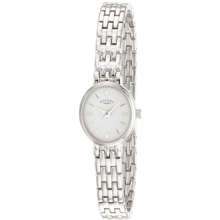 Rotary Ladies Stainless Steel Dress Watch LB02083/02