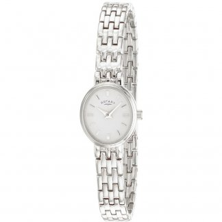 Ladies Stainless Steel Dress Watch