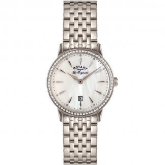 Ladies Stone Set Les Originales Kensington Watch LB90050/41