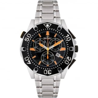 Men's Aquaspeed Pacific Steel Chronograph Watch AGB90036/C/04