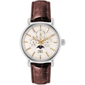 Men's Greenwich Les Originales Moonphase Watch