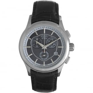 Men's Grey Dial Les Originales Swiss Chronograph Watch