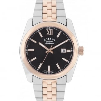 Men's Lausanne Black Dial Les Originales Watch