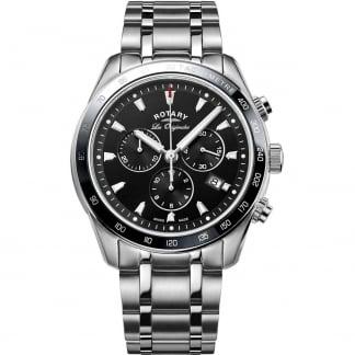 Men's Legacy Ceramic Bezel Swiss Chronograph Watch GB90169/04