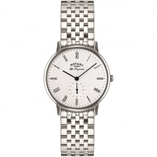 Men's Les Originales Steel Kensington Watch