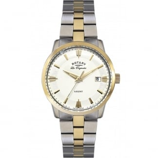 Men's Les Originales Two Tone Regent Watch GB90113/03