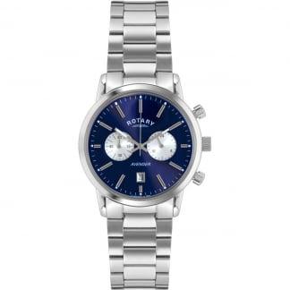 Men's Sports Avenger Steel Quartz Watch GB02730/05