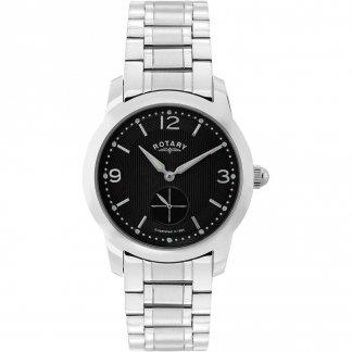 Men's Traditional All Steel Cambridge Watch GB02700/04