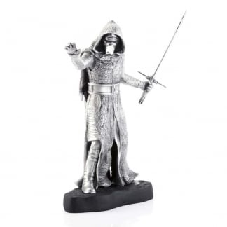 Star Wars Limited Edition Kylo Ren Pewter Figurine ES7069A