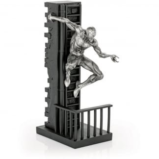 Limited Edition Spider-Man Pewter Figurine