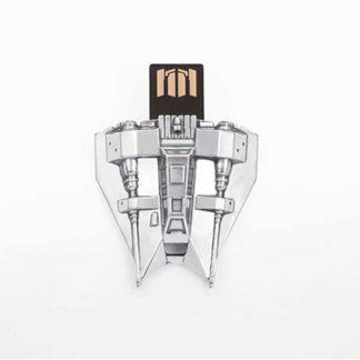 Star Wars Pewter Snowspeeder Flash Drive (16GB) 016607R